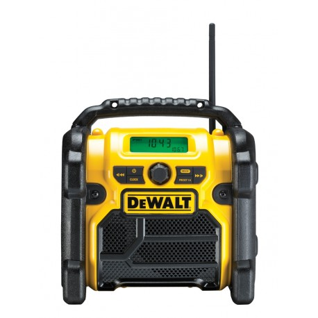DCR019-QW RADIO COMPACTE XR FM/AM