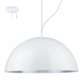 SUSPENSION GAETANO 1 BLANCHE