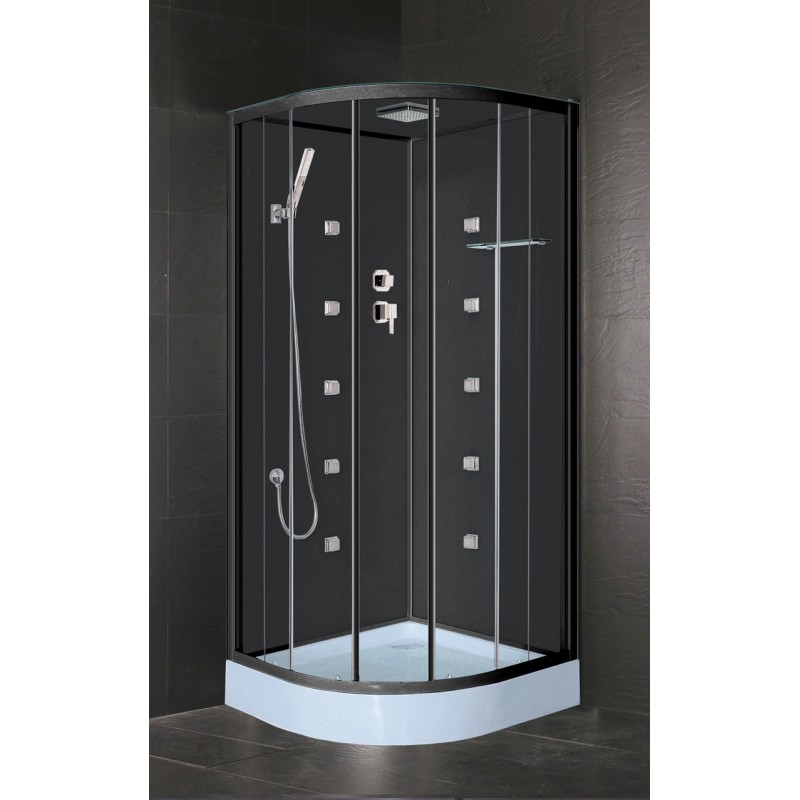 cabine de douche integrale lilo hoffmann 39 s. Black Bedroom Furniture Sets. Home Design Ideas