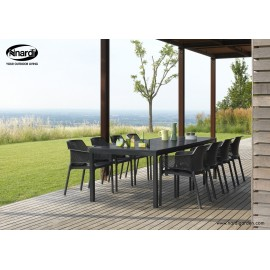 ENSEMBLE TABLE RIO ET CHAISE NET
