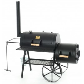 JOES BBQ SMOKER WILD WEST