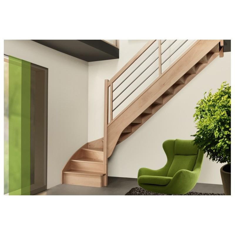 escalier sur mesure ou standard flin hoffmanns. Black Bedroom Furniture Sets. Home Design Ideas