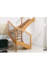 Escalier sur mesure Fontanot