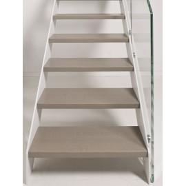 Escalier à volée