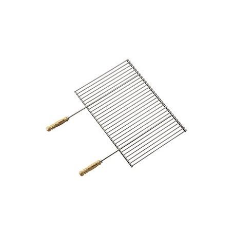 GRILLE PROFESSIONELLE  58.5 X 40 CM FSC
