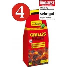 GRILLIS 10 KG
