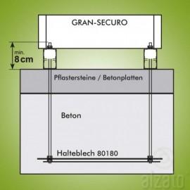 PLATINE FIXATION GRAN SECURO