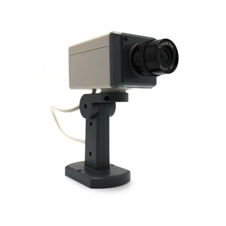 CAMERA DE SURVEILLANCE FACTICE