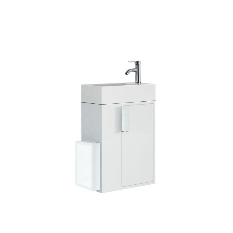 Pin meubles de salle de bains pour petits et grands - Petit meuble pour salle de bain ...