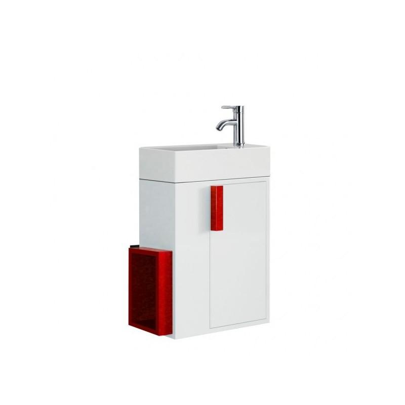 Meubles pour salle de bain pop400 hoffmanns for Kit meuble salle de bain