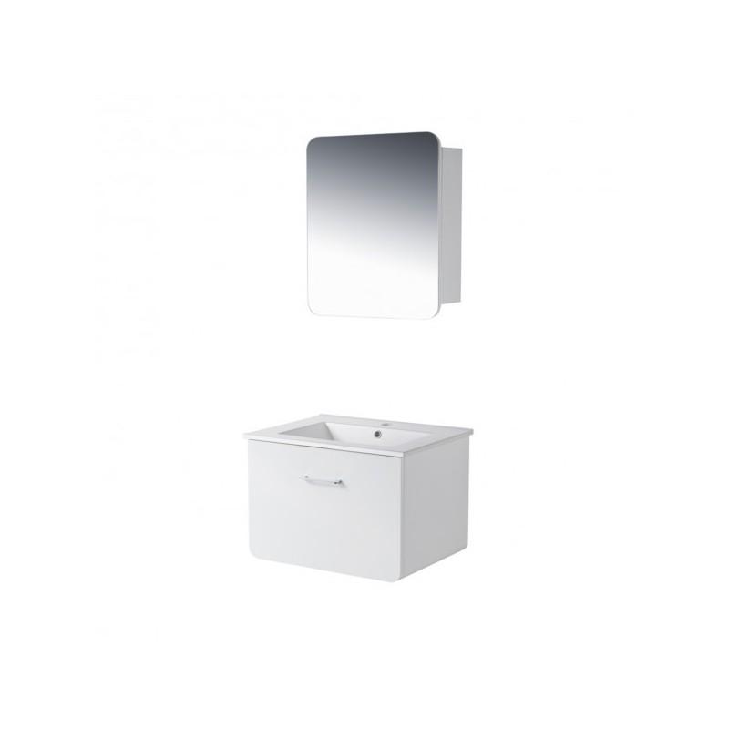 meubles pour salle de bain iseo600 hoffmanns. Black Bedroom Furniture Sets. Home Design Ideas