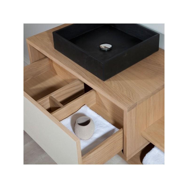 simple vasque en ardoise pour salle de bain scala