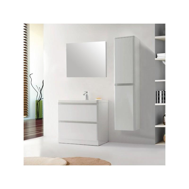 meuble en coin pour salle de bain maison design. Black Bedroom Furniture Sets. Home Design Ideas