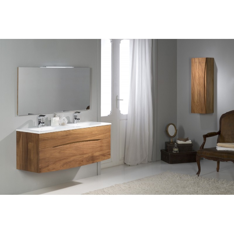 meubles pour salle de bains iroko hoffmann 39 s. Black Bedroom Furniture Sets. Home Design Ideas